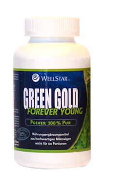 GREEN GOLD PUR (Forever Young) 180g por